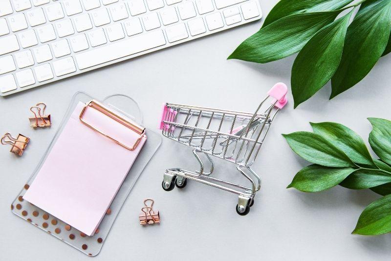 Najem spletne trgovine